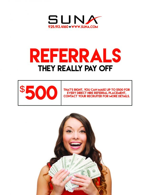 Referral Bonus Program
