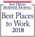 2018 San Diego Business Journal