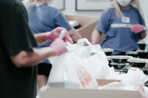 nonprofit food bank